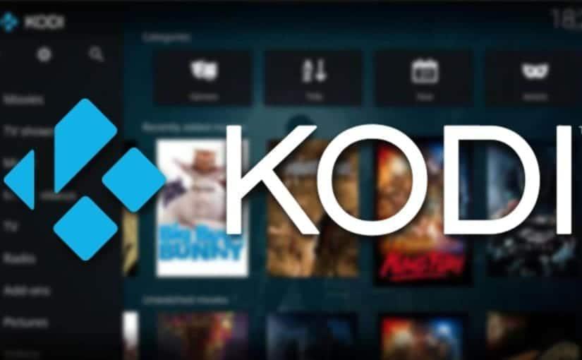Servicii IPTV pe KODI